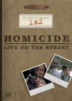 Homicide: Life on the Street - The Complete First & Second Seasons