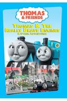 Thomas & Friends - Thomas & the Really Brave Engines