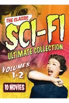 Classic Sci-Fi Ultimate Collection: Volumes 1 & 2
