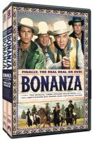 Bonanza: The Official Third Season, Vols. 1 and 2