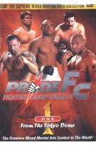 Pride Fighting Championships - Vol. 1: From The Tokyo Dome