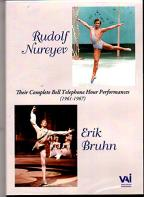 Rudolf Nureyev/Erik Bruhn - Their Complete Bell Telephone Hour Appearances 1961-1967