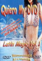 Quiero My DVD: Latin Magic Vol. 1