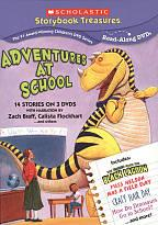 Scholastic: Adventures at School 3 Pack