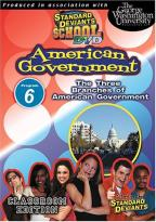Standard Deviants - American Government Module 6: Three Branches of American Government