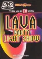 Lava Party Light Show