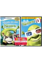 Shrek/Shrek 3-D 2-Pack