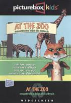 Picturebox Kids: At the Zoo - Conservation Helps the Animals