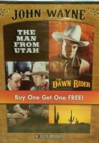 Man from Utah/The Dawn Rider