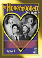 Honeymooners - The Lost Episodes: Vol. 4