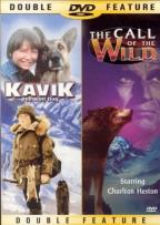 Double Feature - Call Of The Wild, The/ Kavik The Wolf Dog