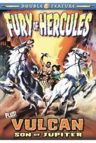 Sword And Sandal Double Feature - Fury of Hercules/Vulcan, Son of Jupiter