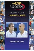 US Open: 2002 Men's Final - Sampras vs. Agassi