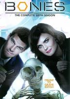 Bones - The Complete Sixth Season
