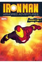 Iron Man: Armored Adventures - Season 2, Vol. 1