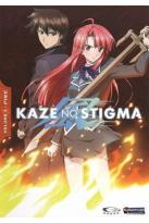 Kaze No Stigma, Vol. 2: Fire