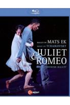 Juliet & Romeo (Royal Swedish Ballet)