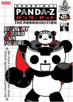 Panda-Z: The Robomation - Vol. 5