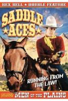 Rex Bell Double Feature - Saddle Aces/Men of the Plains