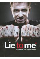 Lie to Me - The Complete Third Season