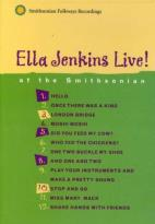 Ella Jenkins - Live at the Smithsonian!
