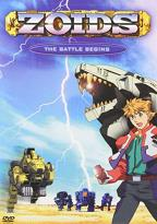 Zoids Vol. 1: The Battle Begins!