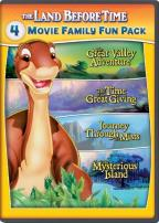 Land Before Time II-V