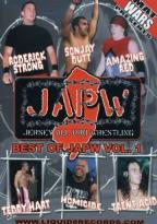 Best Of Jersey All Pro Wrestling