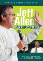 Jeff Allen - My Heart, My Comedy