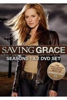 Saving Grace: Seasons 1 & 2 Set