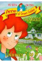 Anne of Green Gables: The Animated Series, Vols. 7-9