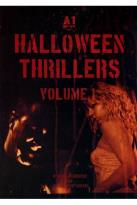 Halloween Thrillers, Vol. 1