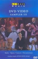 DVD Video Sampler III