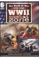 WWII Combat Zone: The World at War 1939-1945