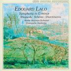Eduoard Lalo: Symphony in G minor; Rhapsody; etc.