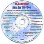 Big Band Sounds: Swing Era 1939-1940
