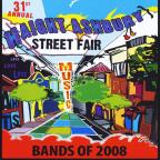 Haight Ashbury Street Fair Bands Of 2008