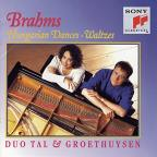 Brahms: Hungarian Dances; Waltzes