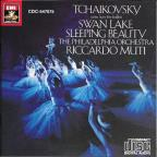 Tchaikovsky: Swan Lake, Sleeping Beauty / Muti, Philadelphia