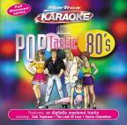 Startrax Karaoke: Poptastic Eighties
