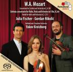 Mozart: Sinfonia Concertone For Two Violins