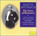 Marcel Wittrisch - The Voice Of Romance