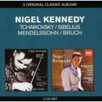 Classic Albums: Tchaikovsky, Sibelius / Mendelssohn, Bruch