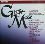 Mozart: Great Mass in C Minor / Schreier, Hendricks, Coburn
