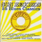 Sun Records: 25 Blues Classics