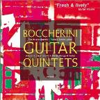 Classical Express - Boccherini: Guitar Quintets Vol 3/Savino