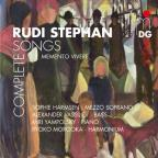 Rudi Stephan: Complete Songs