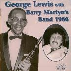 George Lewis With Barry Martyn 1966