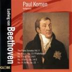 Paul Komen plays Beethoven