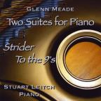 Two Suites For Piano: Strider